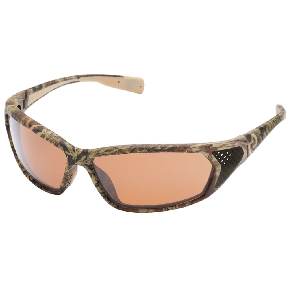 NATIVE EYEWEAR Andes Sunglasses, Realtree MAX Camo/Brown - BROWN