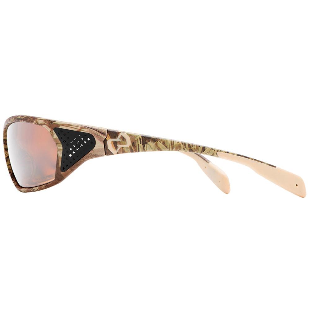 NATIVE EYEWEAR Andes Sunglasses, Realtree MAX Camo/Brown - BROWN