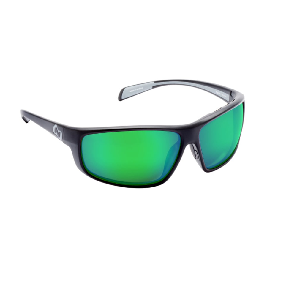NATIVE EYEWEAR Bigfork Polarized Sunglasses - MATTE BLACK