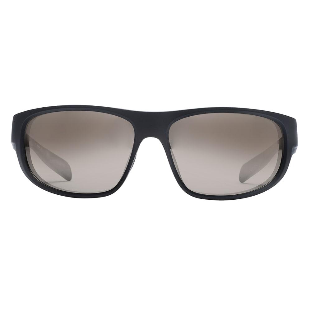 NATIVE EYEWEAR Crestone Polarized Sunglasses - BLACK/GRAY/BLACK