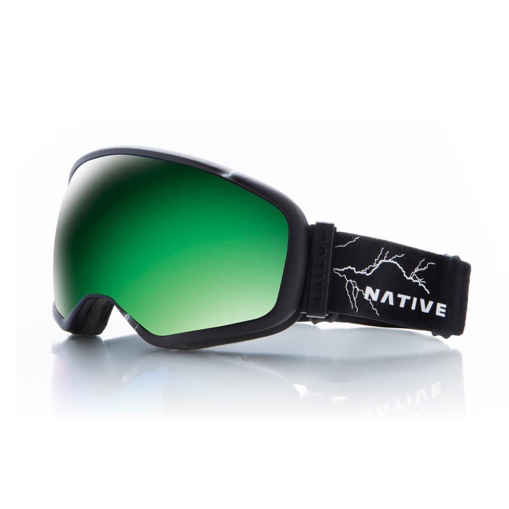 NATIVE EYEWEAR Tank-7 Snow Goggles - STRIKER
