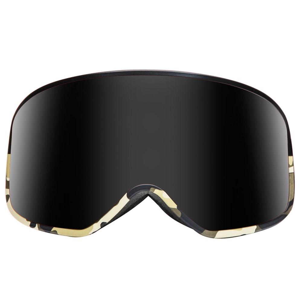 NATIVE EYEWEAR Tenmile Goggles, Black Camo/Dark Gray - BLACK CAMO