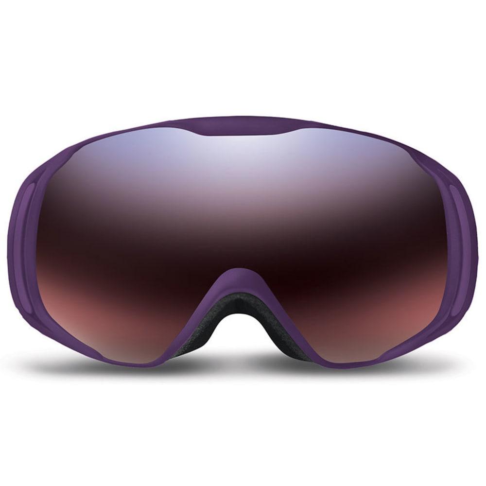 NATIVE EYEWEAR Upslope Goggles, Purple Totem/SnowTuned Rose Blue - PURPLE TOTEM