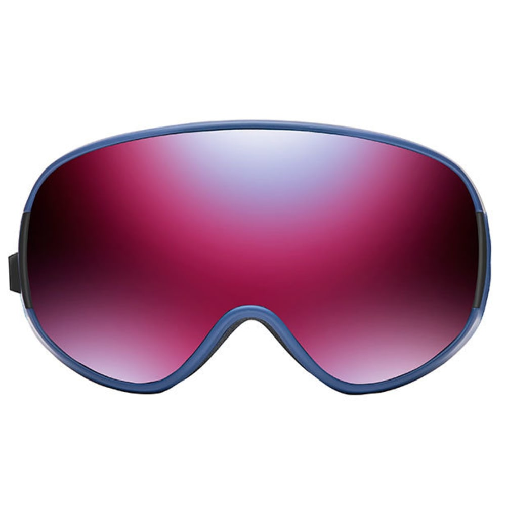 NATIVE EYEWEAR DropZone Goggles, Blue Denim/SnowTuned Rose Blue - BLUE DENIM