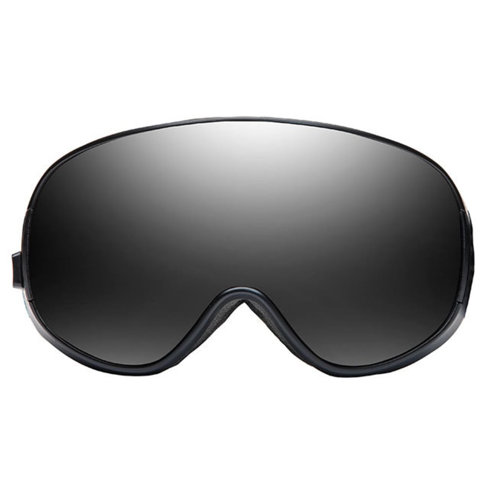 NATIVE EYEWEAR DropZone Goggles, Midnight/Dark Gray - MIDNIGHT
