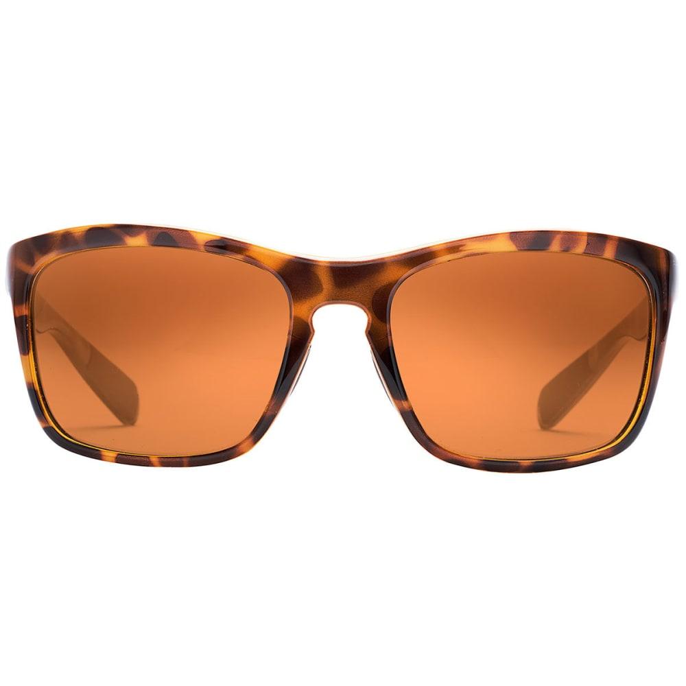 NATIVE EYEWEAR Penrose Sunglasses, Desert Tort/Bronze - MAPLE TORT