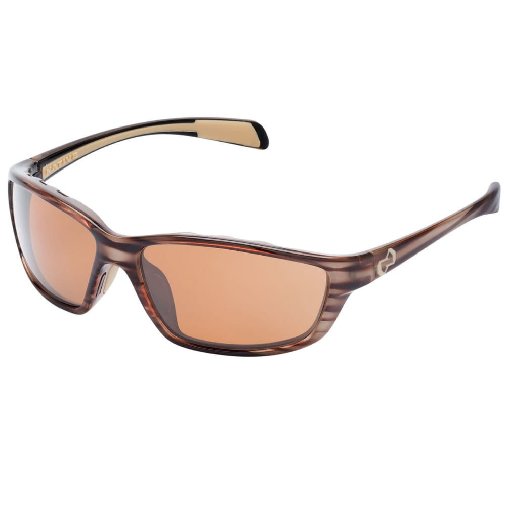 NATIVE EYEWEAR Kodiak Sunglasses, Wood/Brown - WOOD