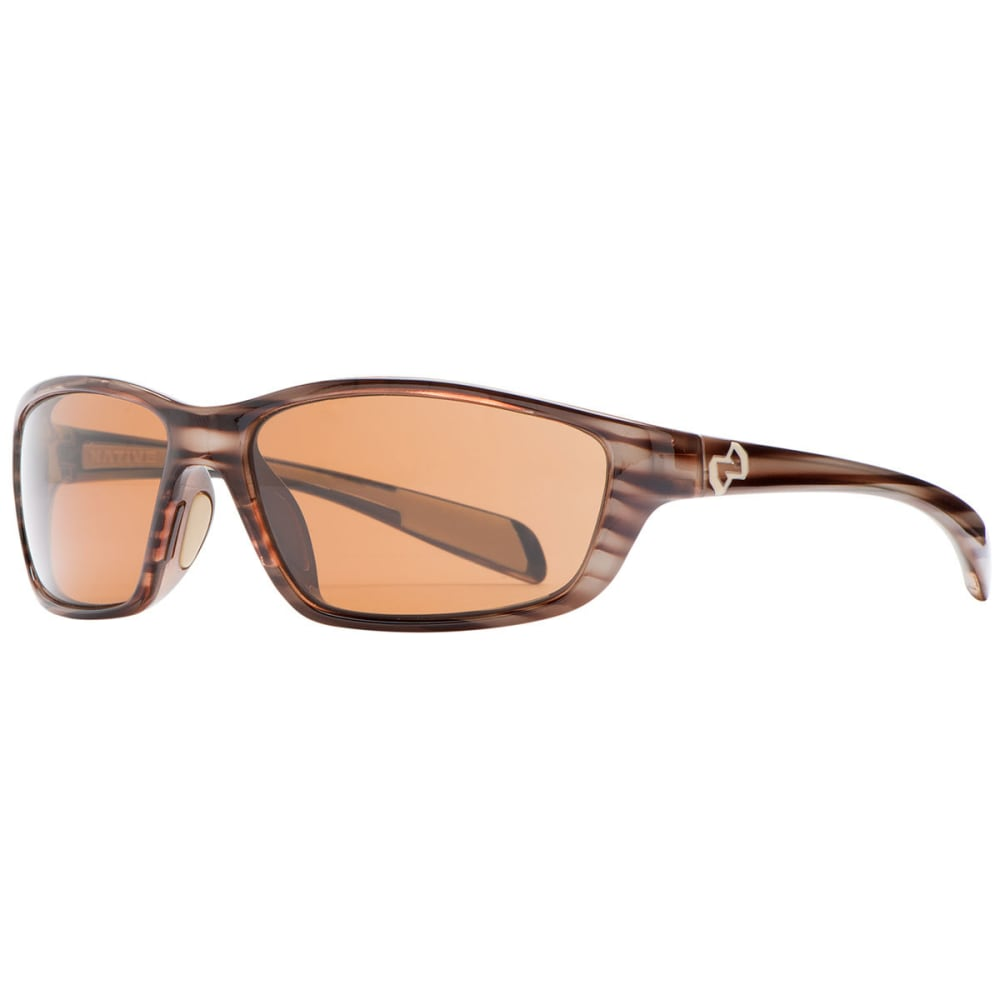 NATIVE EYEWEAR Kodiak Sunglasses, Wood/Brown ONE SIZE