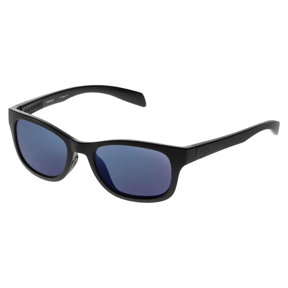 NATIVE EYEWEAR Highline Polarized Sunglasses - MATTE BLACK