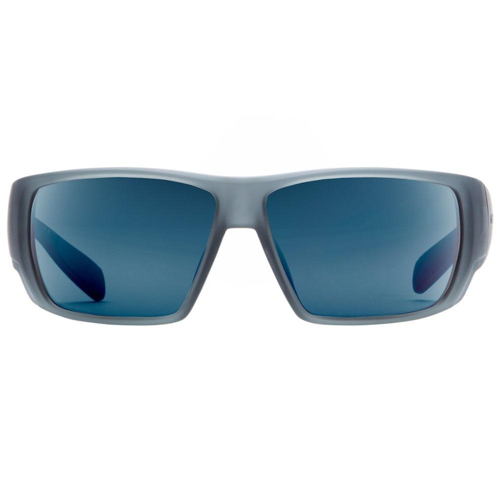 NATIVE EYEWEAR Sightcaster Sunglasses Matte Smoke Crystal, Blue Crystal - MATTE SMOKE CRYSTAL