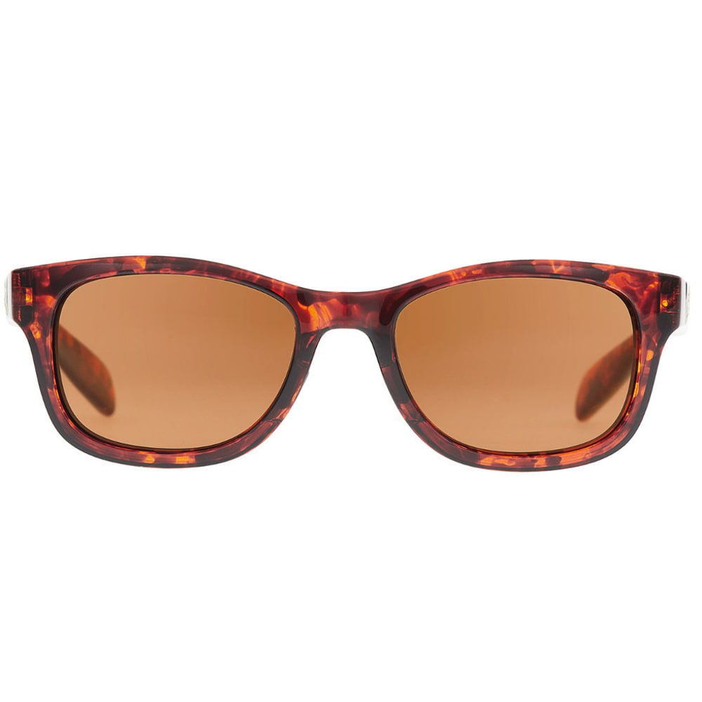 NATIVE EYEWEAR Highline Sunglasses. Maple Tortoise, Brown lens - MAPLE TORT