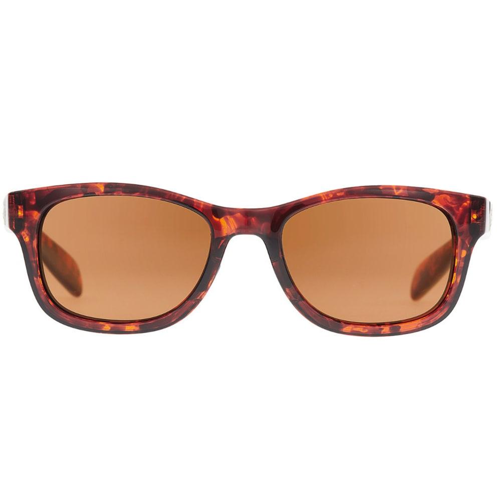 NATIVE EYEWEAR Highline Sunglasses. Maple Tortoise, Brown lens ONE SIZE