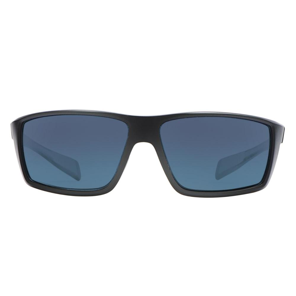 NATIVE EYEWEAR Sidecar Sunglasses Matte Black/Blue Reflex - MATTE BLACK