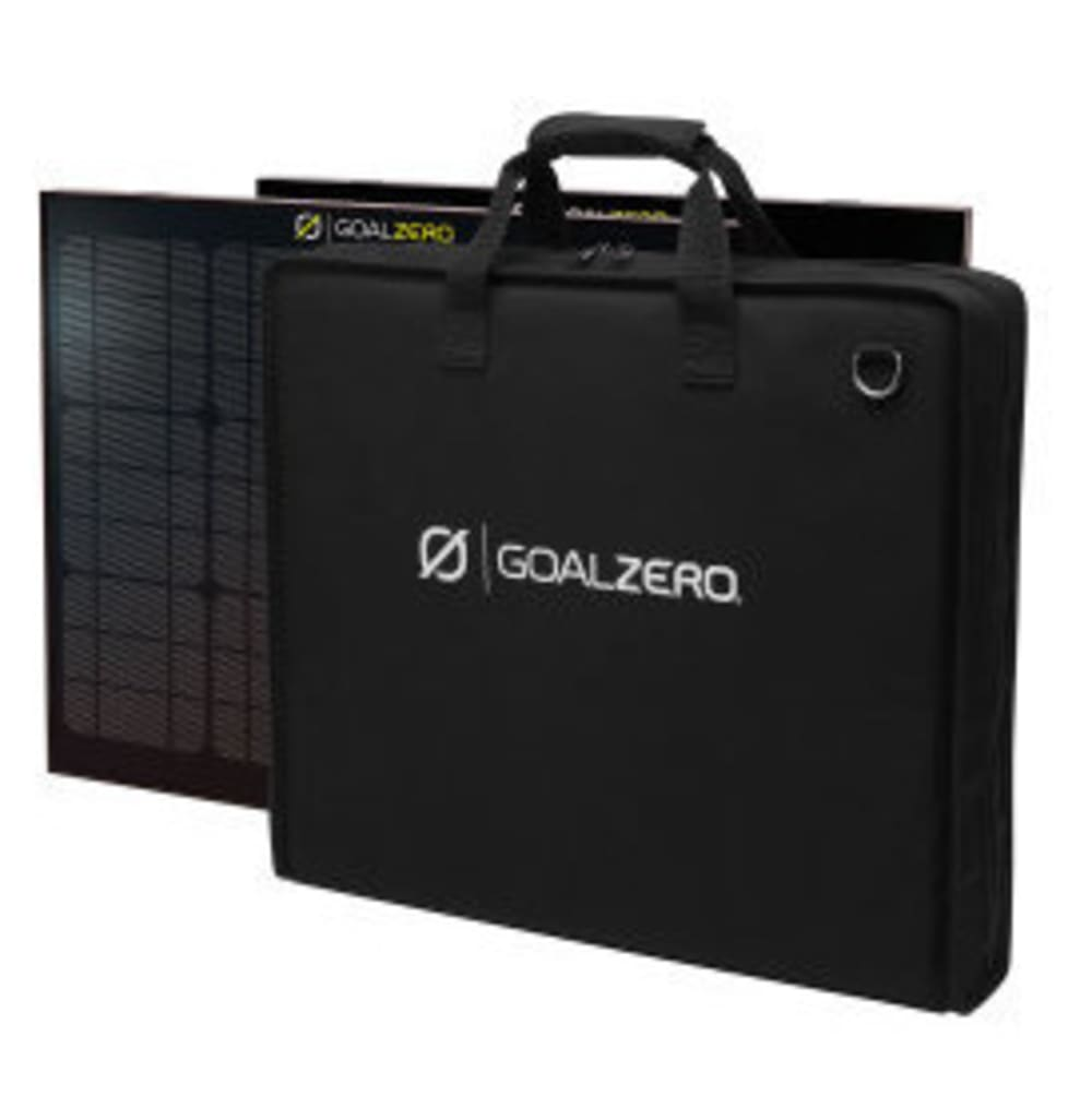 GOAL ZERO Boulder 30 Travel case - BLACK