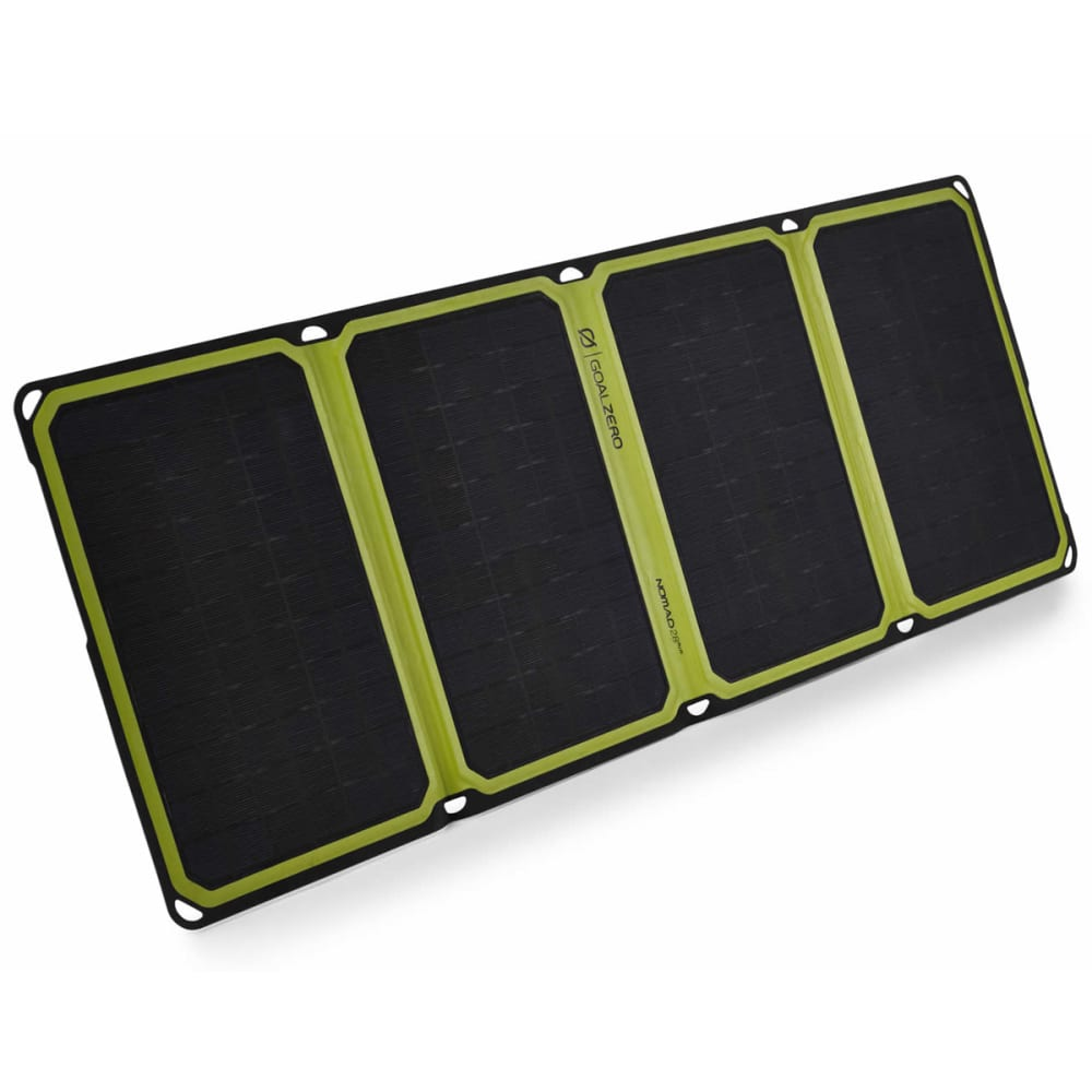 GOAL ZERO Nomad 28 Plus Solar Panel - NO COLOR