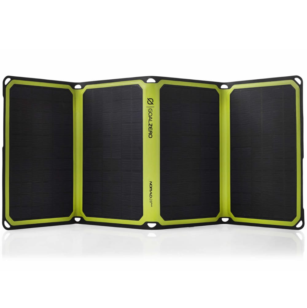 GOAL ZERO Nomad 28 Plus Solar Panel - NO COLOR