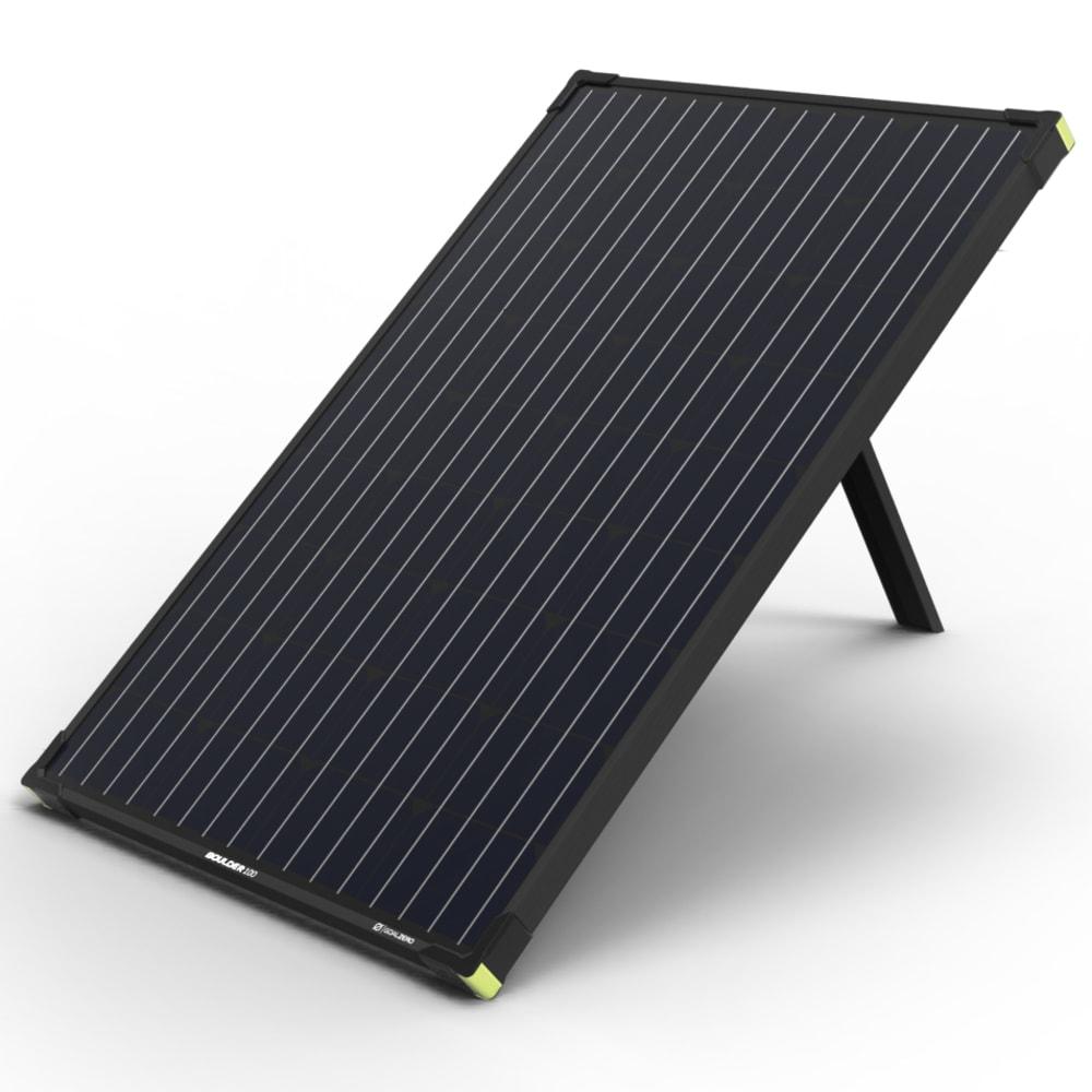 GOAL ZERO Boulder 100 Solar Panel - NO COLOR