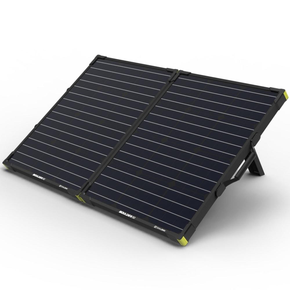 GOAL ZERO Boulder 100 Briefcase Solar Panel - NO COLOR