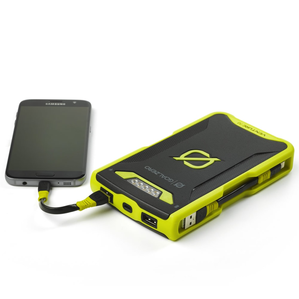 GOAL ZERO Venture 70 Recharger (2x USB) - NO COLOR