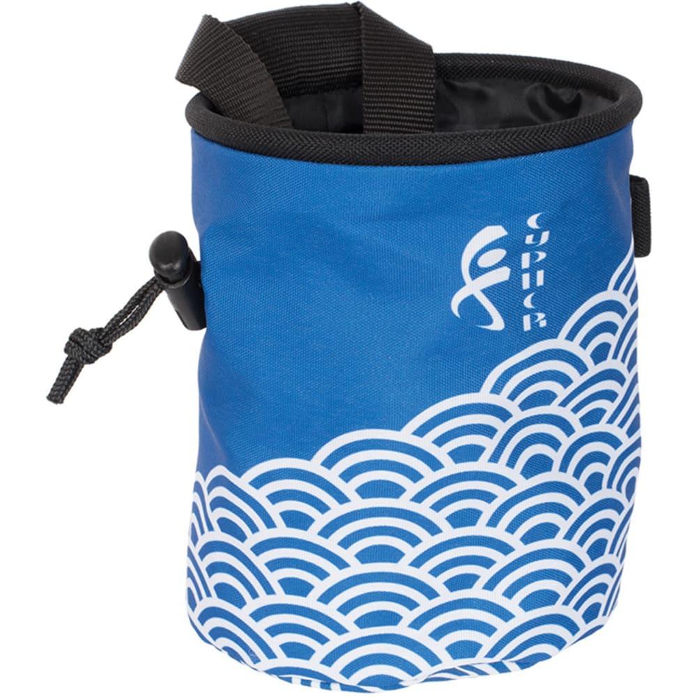 CYPHER Printed Chalk Bag - BLUE CLOUD