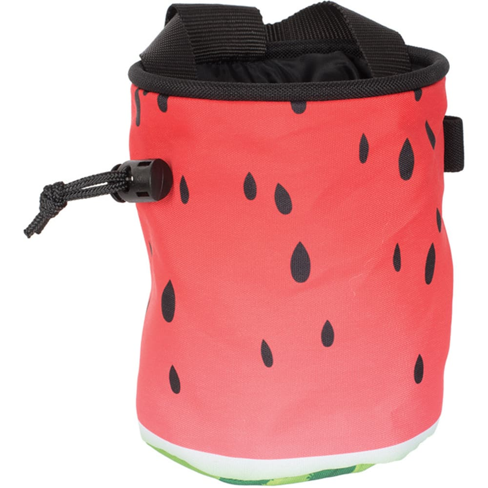 CYPHER Printed Chalk Bag - WATERMELON