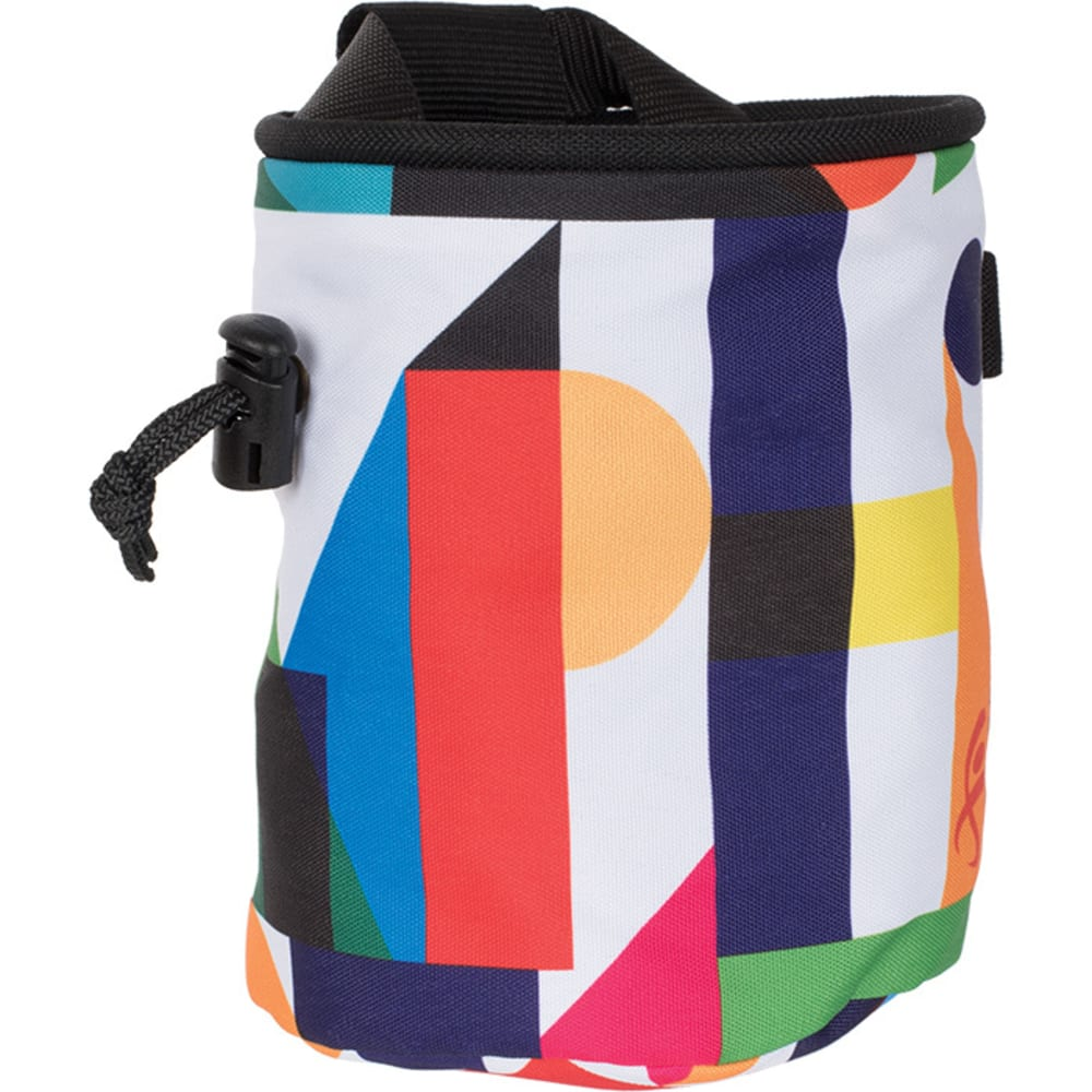 CYPHER Printed Chalk Bag - SHAPES CYPHER