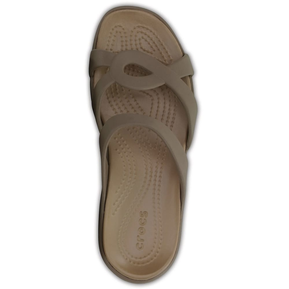 Crocs Women's Twist Twist Crocs SandalsMushroomgold Women's Meleen Meleen SandalsMushroomgold NnwO8k0PX