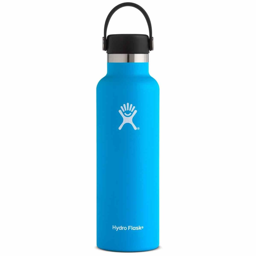 HYDRO FLASK 21 oz. Standard Mouth Water Bottle with Flex Cap - PACIFIC