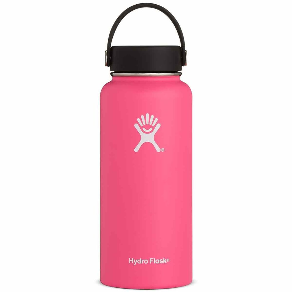 HYDRO FLASK 32 oz. Wide Mouth Water Bottle - WATERMELON