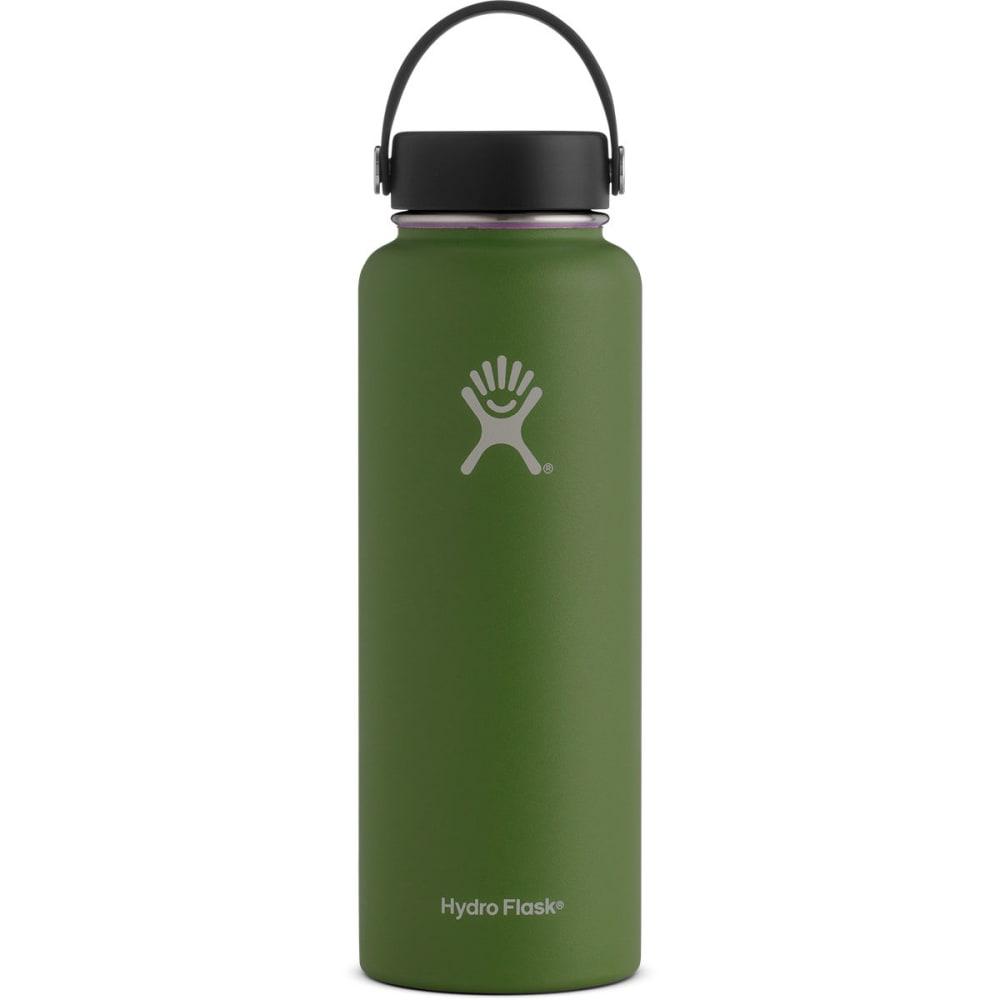 HYDRO FLASK 40 oz. Wide Mouth Water Bottle - OLIVE W40TS306
