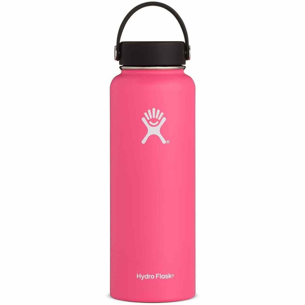 HYDRO FLASK 40 oz. Wide Mouth Water Bottle - WATERMELON