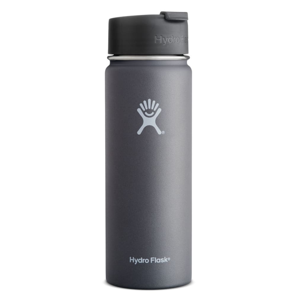 HYDRO FLASK 20 oz. Coffee Flask with Flip Lid - GRAPHITE W20FP050