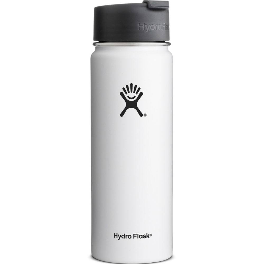 HYDRO FLASK 20 oz. Coffee Flask with Flip Lid - WHITE W20FP110