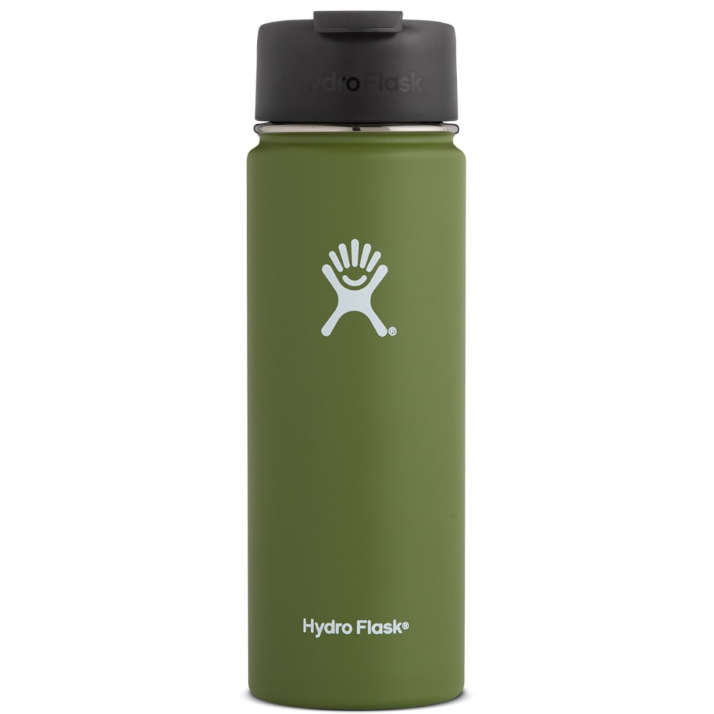 HYDRO FLASK 20 oz. Coffee Flask with Flip Lid - OLIVE W20FP306