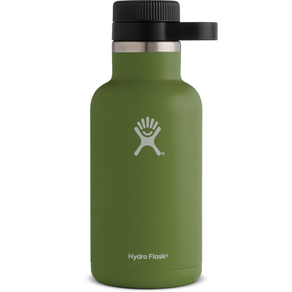 HYDRO FLASK 64 oz. Beer Growler - OLIVE G64306