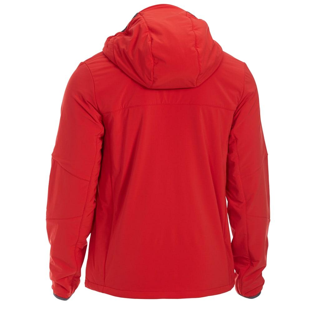 EMS® Men's Alpine Ascender Stretch Jacket - SALSA