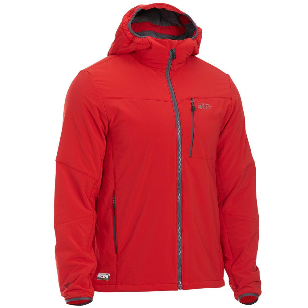 EMS Men's Alpine Ascender Stretch Jacket - SALSA
