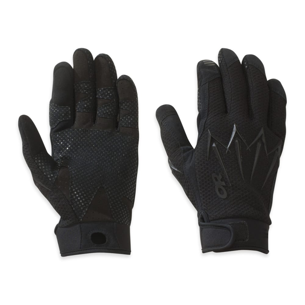 OUTDOOR RESEARCH Halberd Sensor Gloves - ALL BLACK