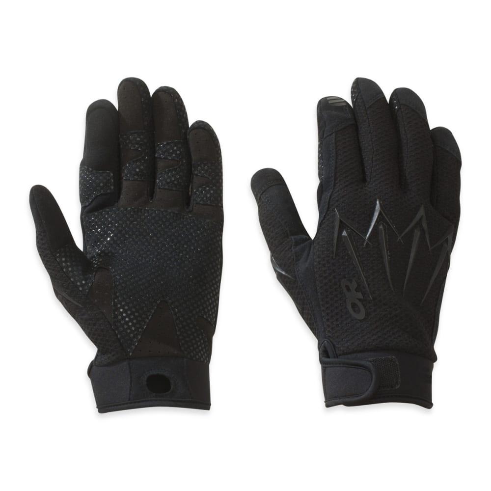 OUTDOOR RESEARCH Halberd Sensor Gloves - ALL BLACK