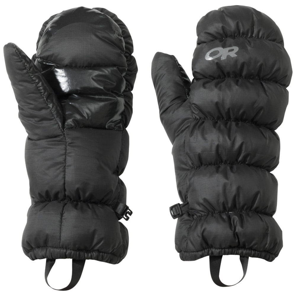OUTDOOR RESEARCH Unisex Transcendent Mitts - BLACK