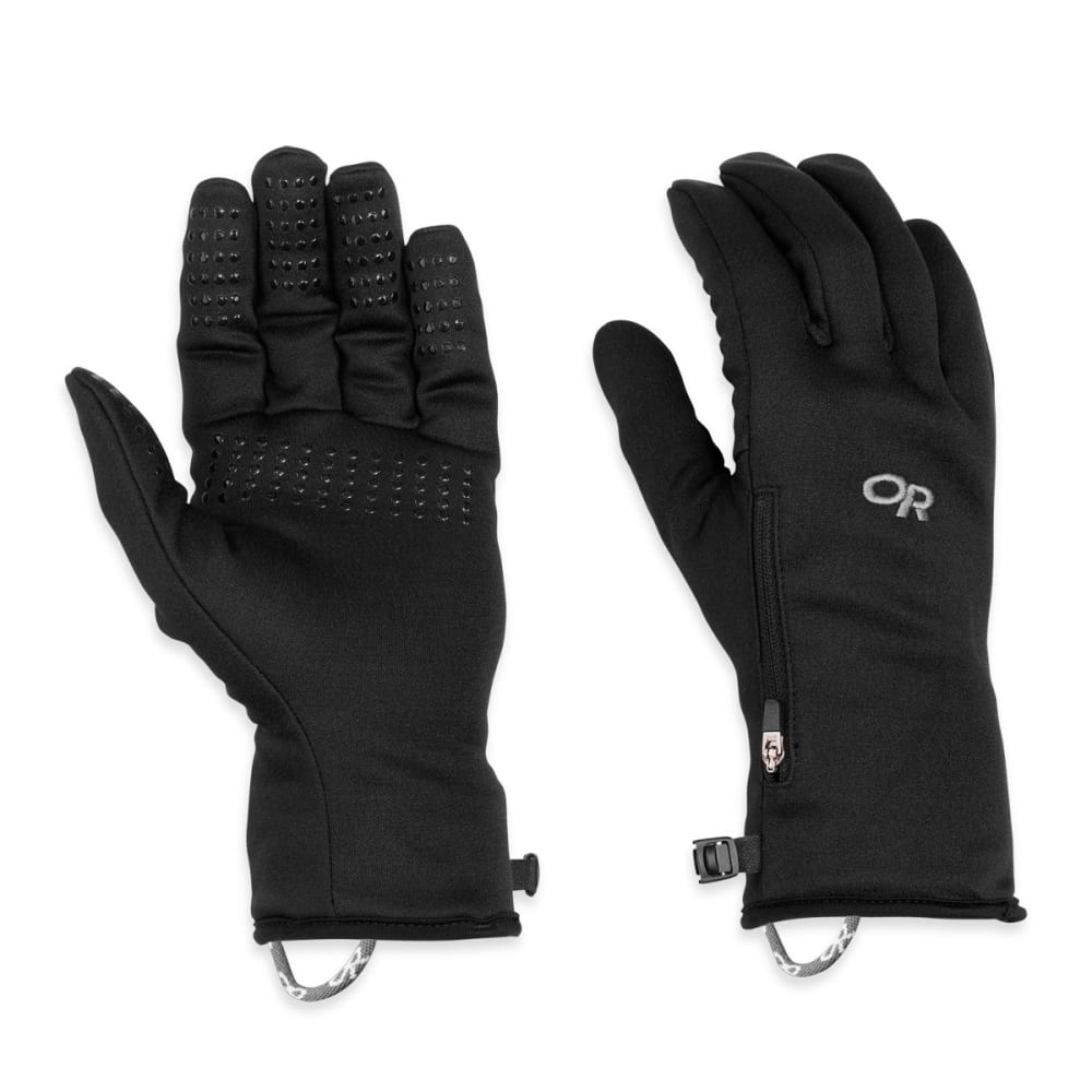 OUTDOOR RESEARCH Men's Versaliner Gloves, Black - BLACK
