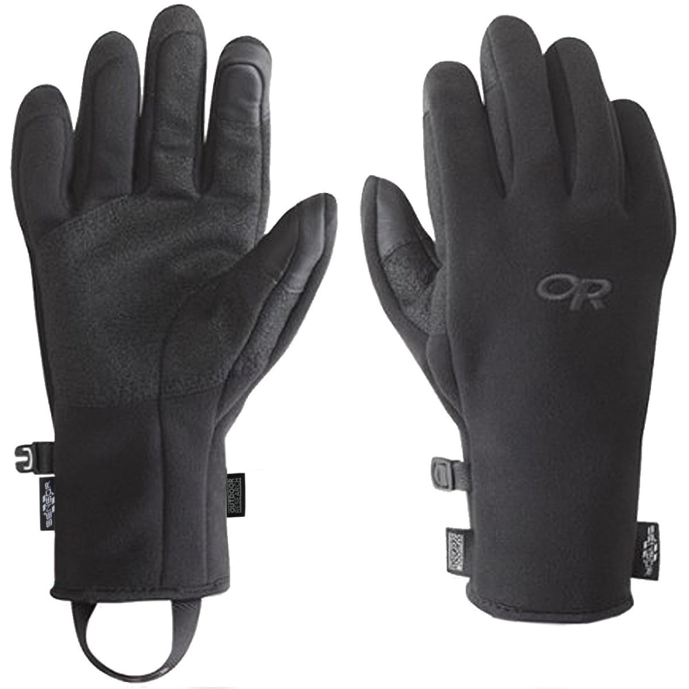 OUTDOOR RESEARCH Men's Gripper Sensor Gloves - BLACK