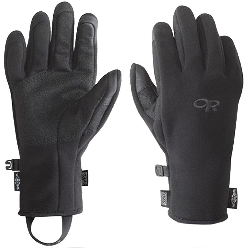 OUTDOOR RESEARCH Men's Gripper Sensor Gloves - BLACK