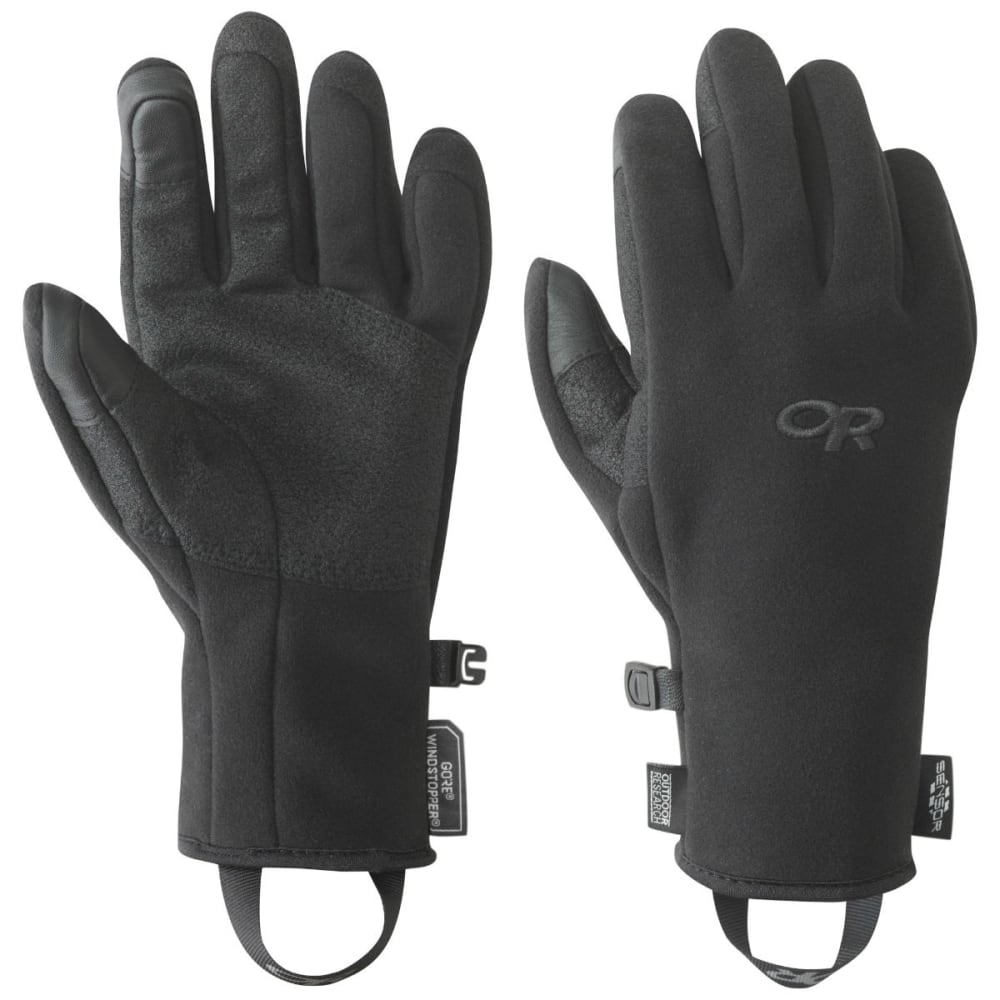 OUTDOOR RESEARCH Women's Gripper Sensor Gloves - BLACK