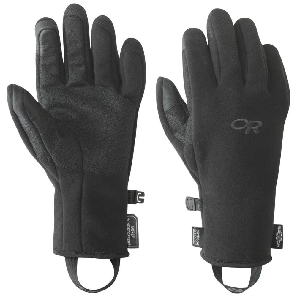 OUTDOOR RESEARCH Women's Gripper Sensor Gloves - BLACK