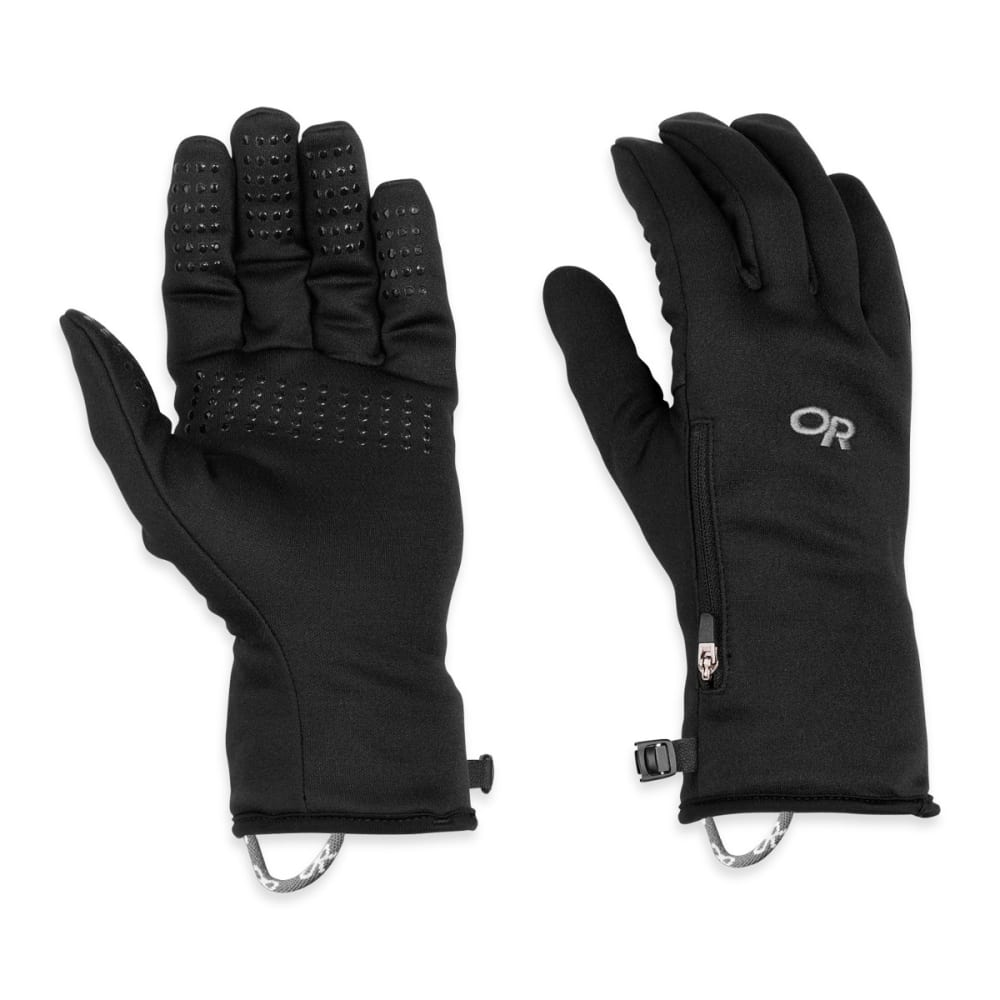 OUTDOOR RESEARCH Women's Versaliner Gloves, Black - BLACK