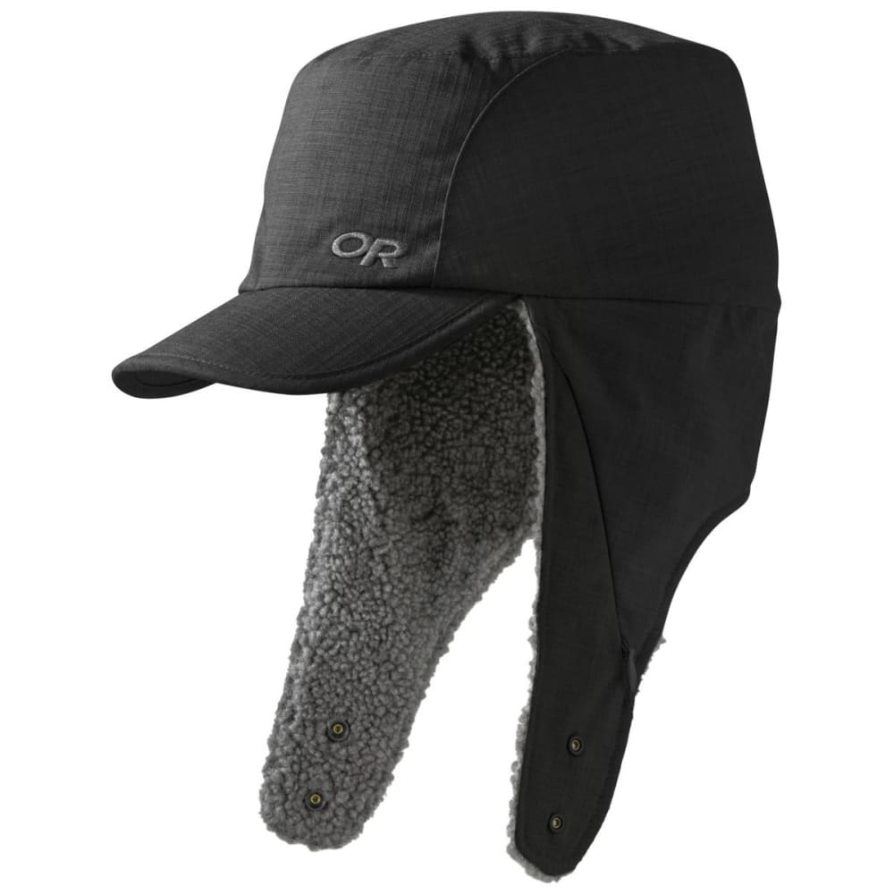 OUTDOOR RESEARCH Unisex Whitefish Hat - BLACK