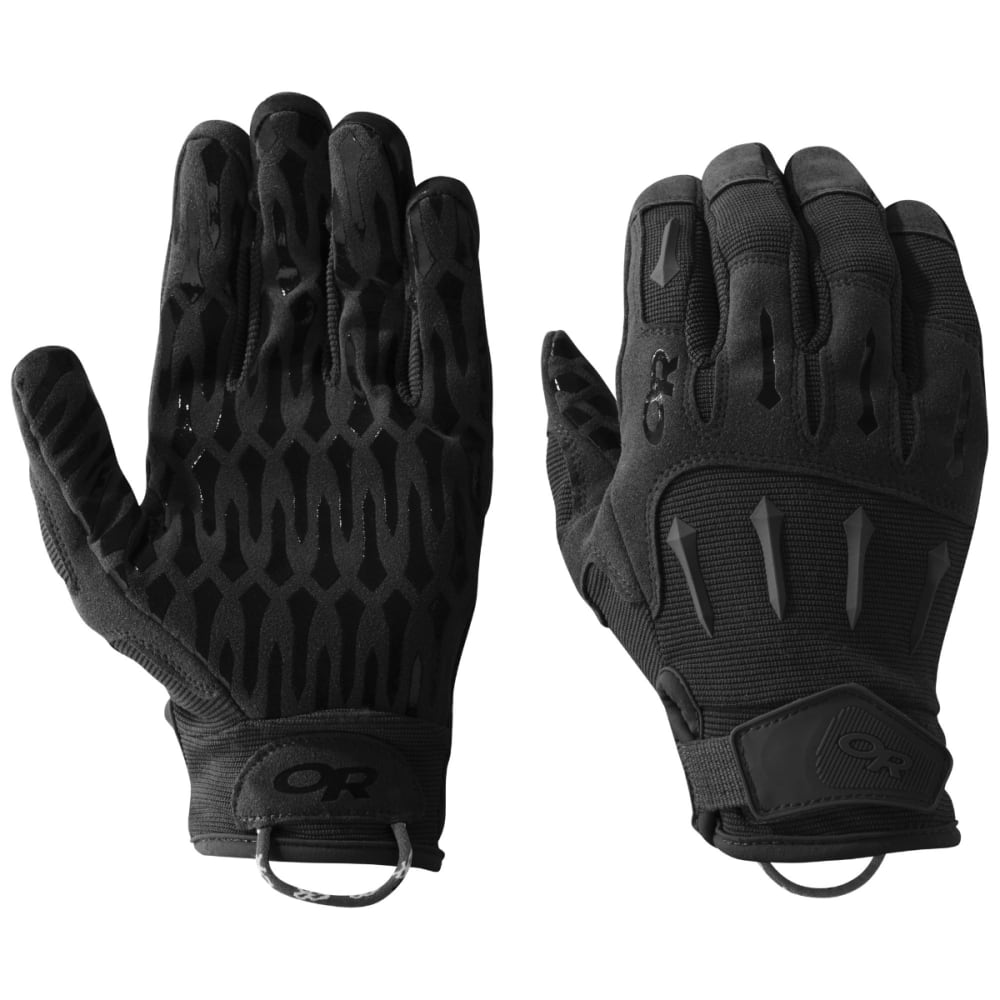 OUTDOOR RESEARCH Ironsight Gloves - ALL BLACK
