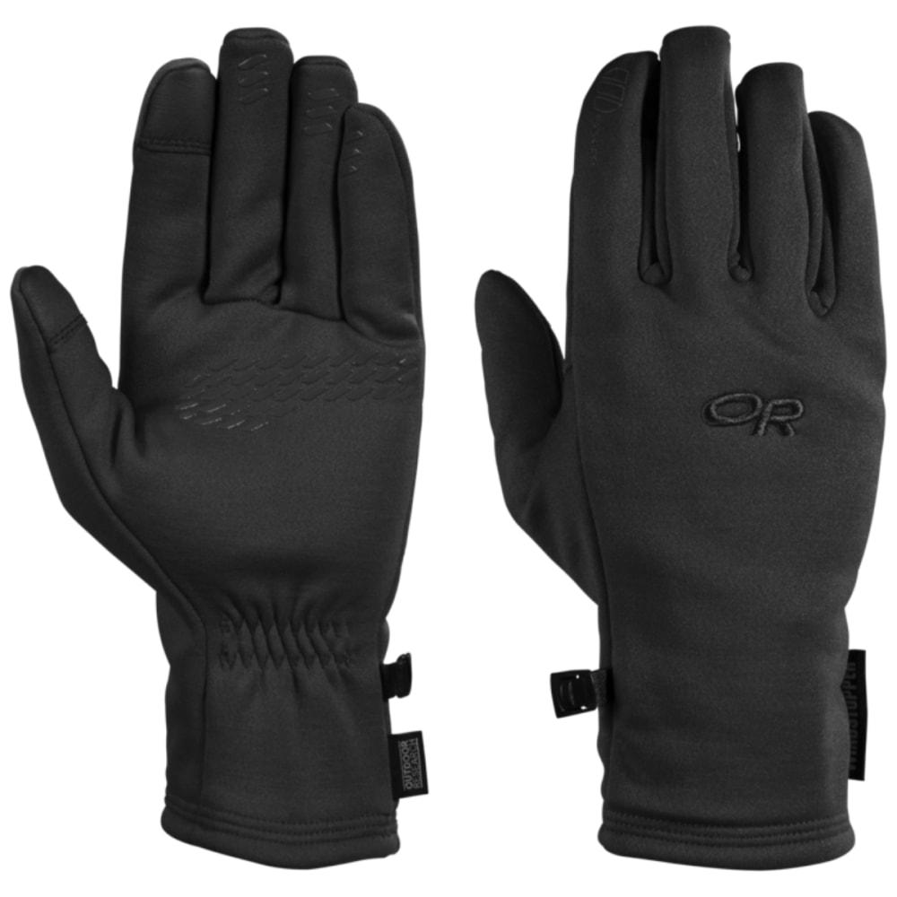 OUTDOOR RESEARCH Men's Backstop Sensor Gloves - BLACK