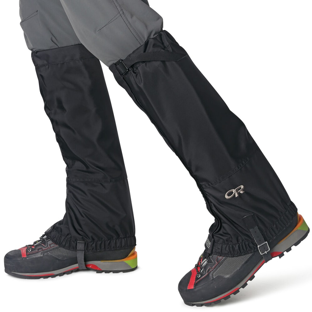OUTDOOR RESEARCH Rocky Mountain High Gaiters - BLACK